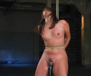 Amateur Casting Couch Thea Marie... stripper/porn star, new bondage slut