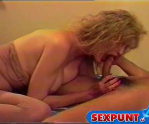 The milf licks the penis or a lollipop is