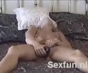 A top orgasm