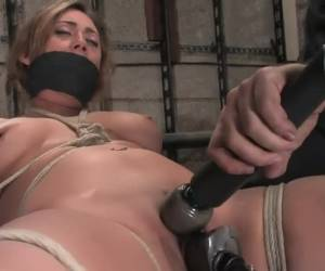 If youre a hot, sexy construction worker working in the armory, youre getting tied up.