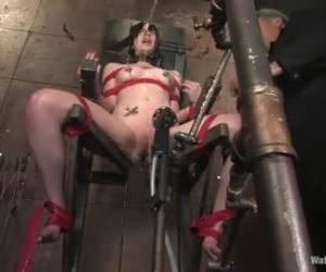 Bdsm slave almost drowned