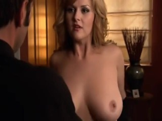 Celeb big titted Sara Rue from Big Bang Theory, Rules of Engagement, Bones