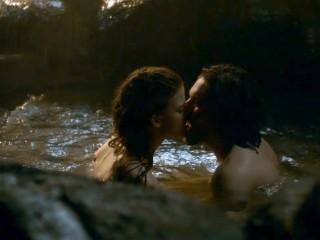 Rose Leslie Fucking In Game Of Thrones Series