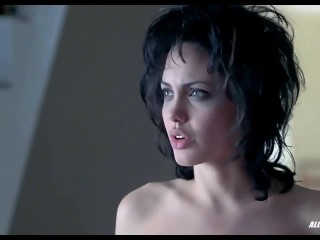Angelina Jolie's nude scenes from Gia