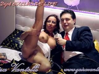 ANDREA DIPRE' EXCLUSIVE LIFE Zaira Vantelli HD nuda nude sex porn ITALIAN