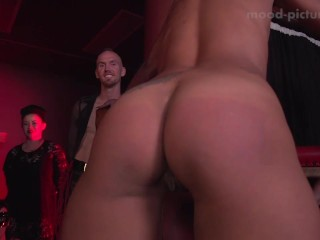 Spanking Live on Stage - Mood Pictures