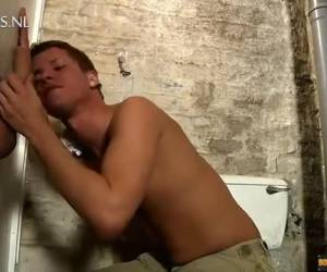 A nice dick from the wall