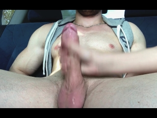 Fucked a young slute with big boobs in the car