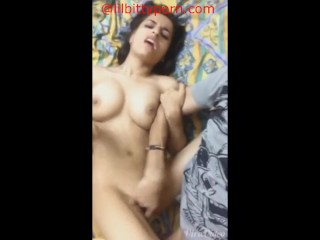 full video on lilbittyporn.com indian camgirl gets fingered while crying