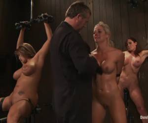 Trina Michaels, Holly Heart and Christina Carterfree porn movie August Live Feed