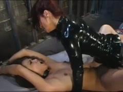 Rough Lesbian K-Pop - Asian and White Interracial Lesbian