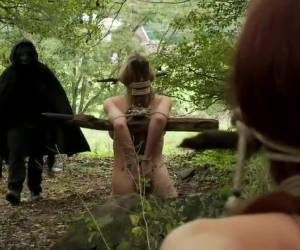 The Dig A BDSM Abduction Horror Feature film starring Cherry Torn, Rain DeGrey, Iona Grace