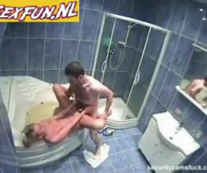 porra na banheira