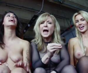 Incredible pornstar Nina Hartley in hottest porn clip