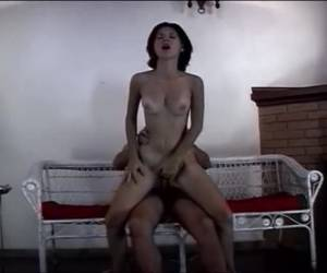 She let herself completely under the spray whiteh sperm by the friend of her husband