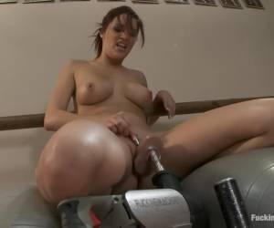 Horny fetish xxx scene with best pornstar Jayden Cole from Fuckingmachines