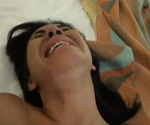 Latina has a lot of pain in her ass