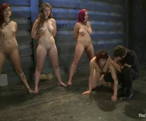 4 Girl AuditionsSexual Testing