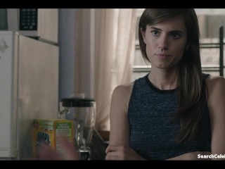 Allison Williams - Girls - s06e04 (US2017)