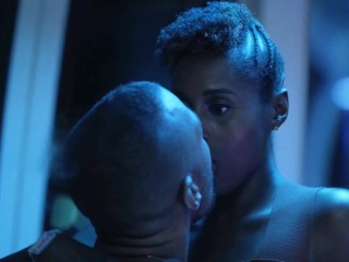 Actress Issa Rae enjoys her Cock indoors and outdoors