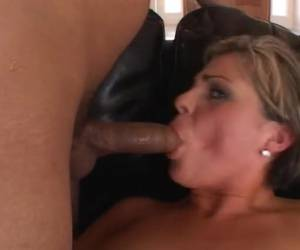 They wanna say the word fucked and gets multiple dicks sperm in her mouth