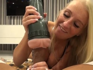 Fleshlight Milking Long French Nails