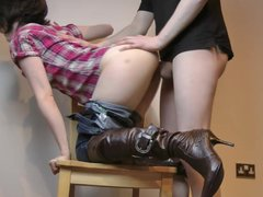 Cowgirl Creampie