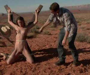 FEATURE SHOOT Hitchhiker In Trouble