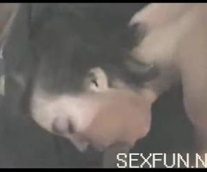 Private movie of a French couple