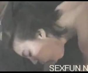 film privata di una coppia francese