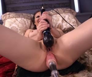 Amazing fetish xxx scene with fabulous pornstar Casey Calvert from Fuckingmachines