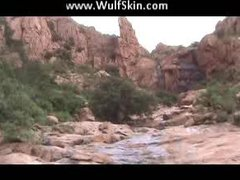 Visitin' the Waterfall