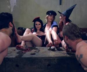 Bitchcraft A Femdom Tea Party