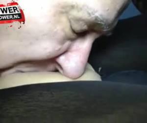 Ouder amateur koppel doet aan bisex cucolding